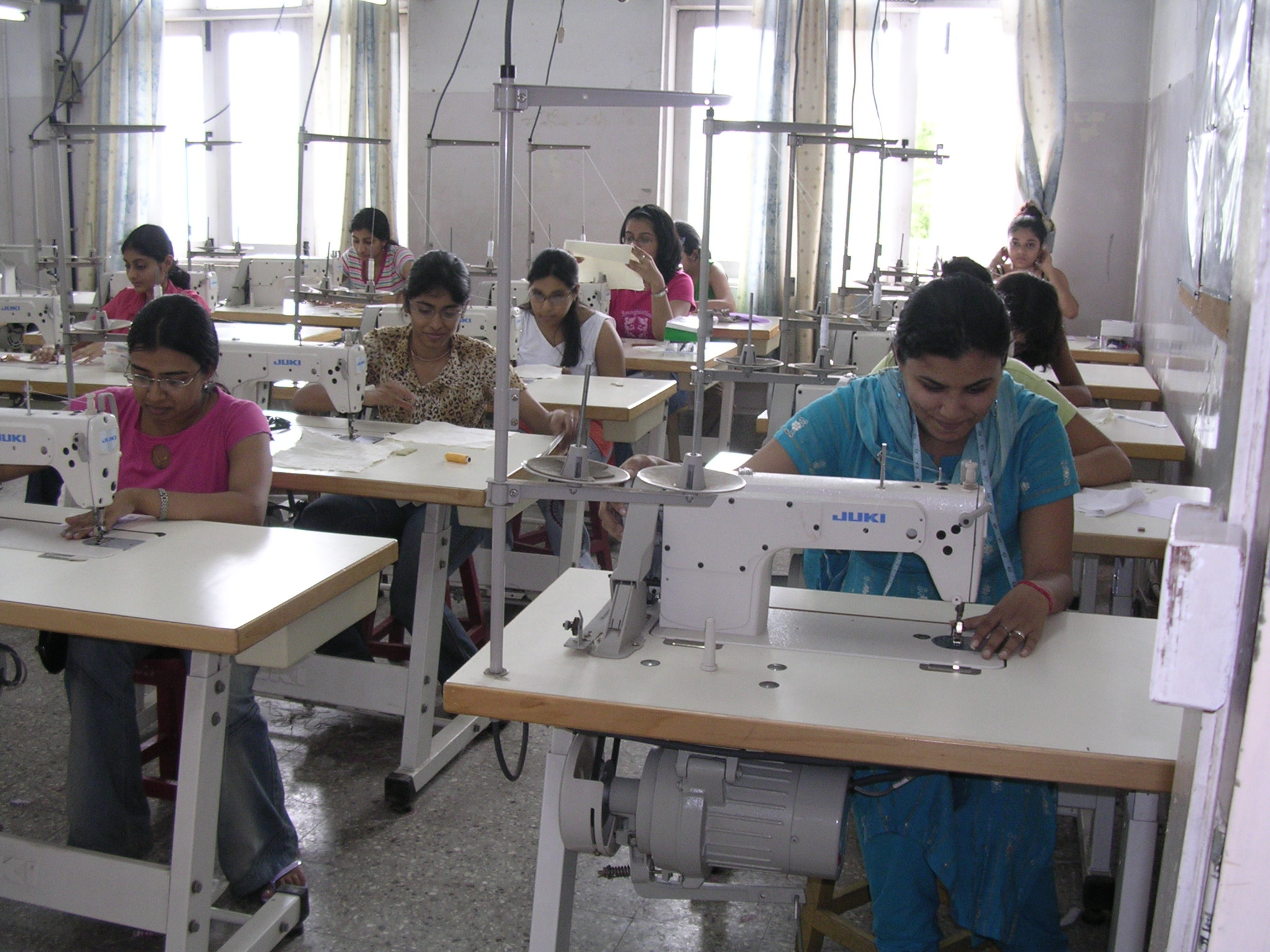 Laboratories - Apparel Manufacture & Design