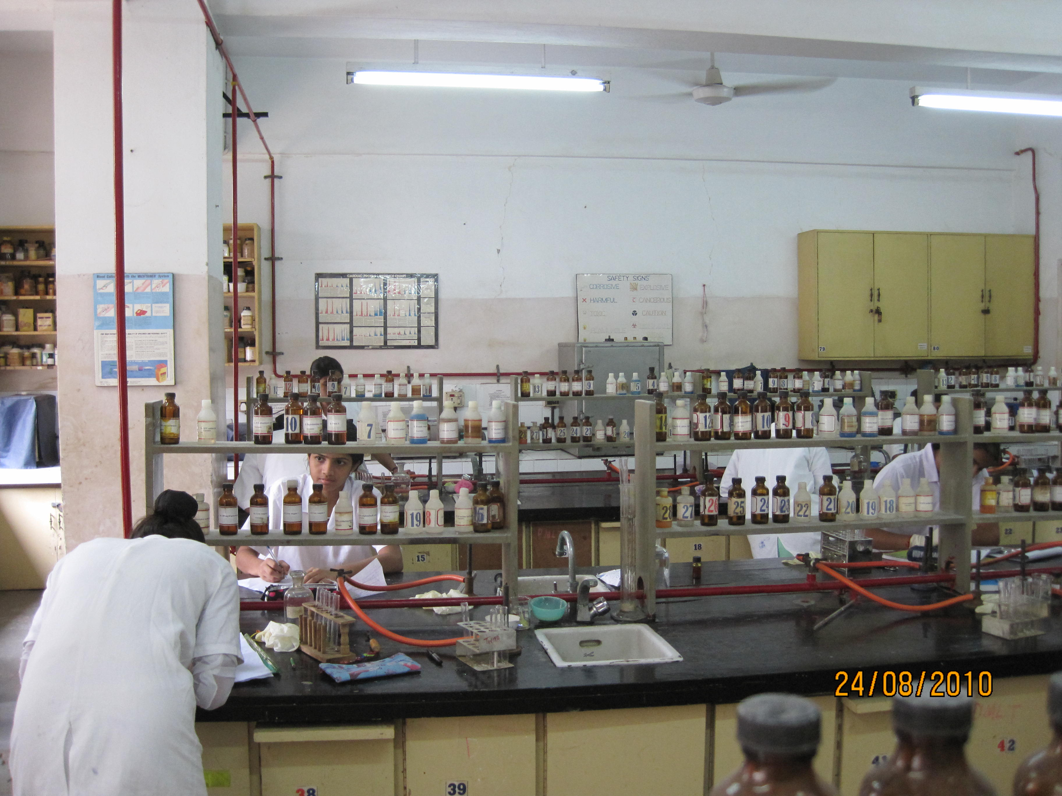 Laboratories - Medical Laboratory Technology