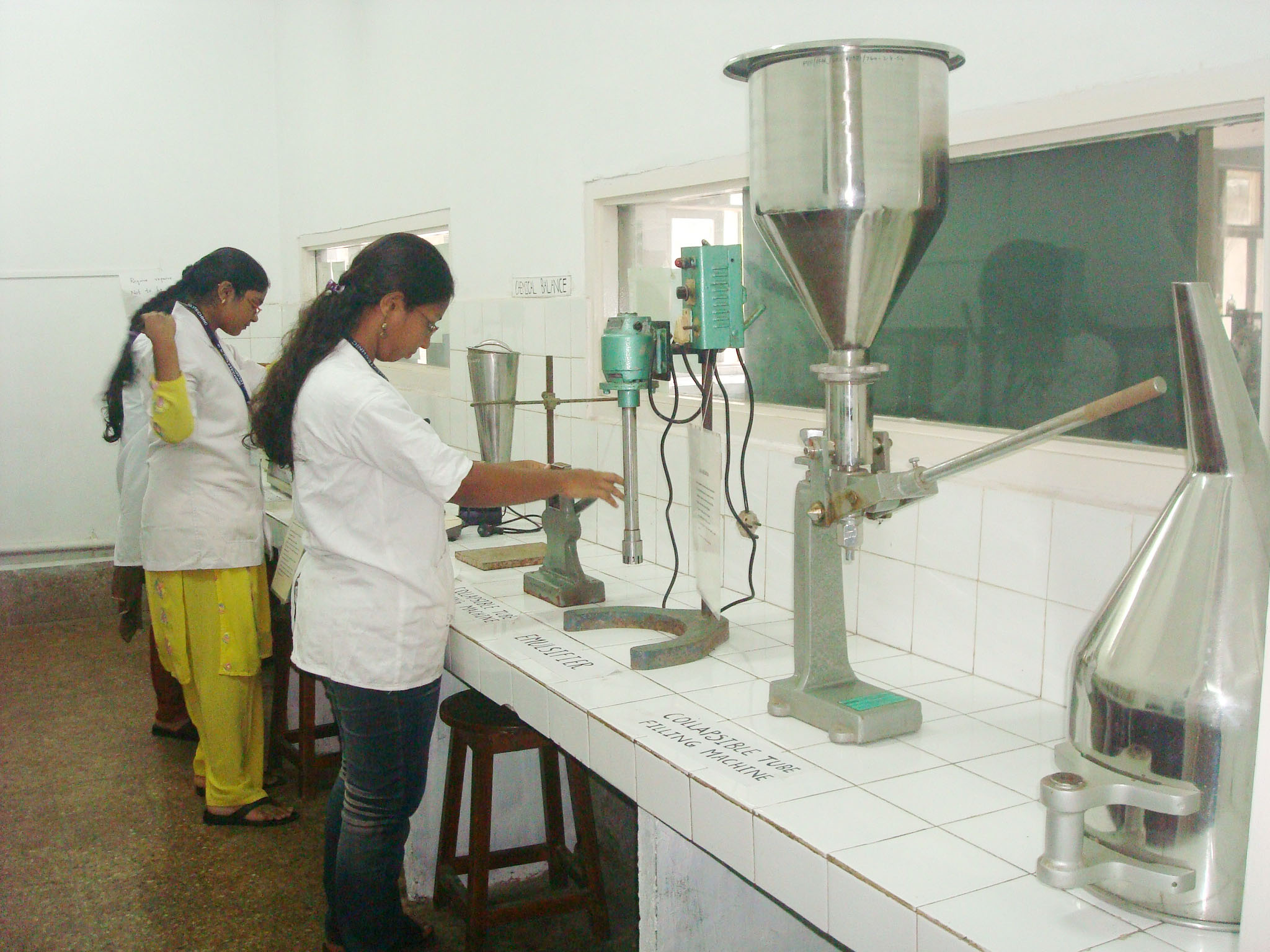 Laboratories - Pharmacy